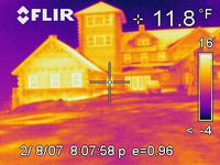 infra red thermal imaging